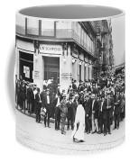 Depositors Run On Failed Bank, Nyc Coffee Mug