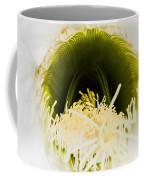 Depths Of The Cactus Flower Coffee Mug