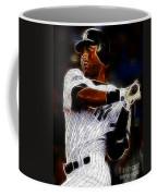 Derek Jeter New York Yankee Coffee Mug