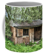 Derelict Stable Coffee Mug