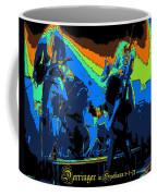 Derringer Rock Spokane 1977 Coffee Mug