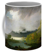 Derwent Water With Skiddaw In The Distance Coffee Mug