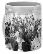 Desegregation: Busing, 1973 Coffee Mug