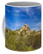 Desert Boulders Coffee Mug