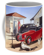 Desert Gas Station Coffee Mug