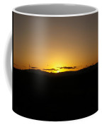 Desert Sunrise Coffee Mug
