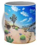 Desert Timeline Coffee Mug