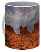 Desert Walls Coffee Mug