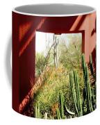 Desert Window Coffee Mug
