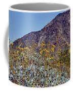Desert Yellow Coffee Mug