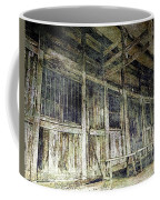 Deserted Chinese Farm House Coffee Mug