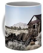 Deserted Desert Dwelling Coffee Mug