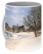 Deserted Island Coffee Mug