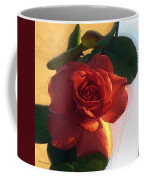 Desire In Coral Coffee Mug