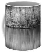 Desolate Splendor Bw Coffee Mug