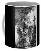 Destruction Of Idols, C1750 Coffee Mug