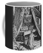 Detail From The First Stage Coffee Mug by Science Source