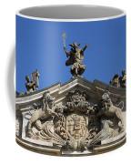 Detail Palace Weissenstein Coffee Mug
