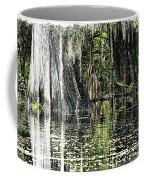 Details Of A Florida River Coffee Mug