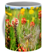 Determined Dandelion Coffee Mug