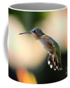 Determined Hummingbird Coffee Mug