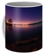Detroit River Panorama Coffee Mug