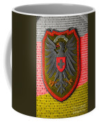 Deutsch Weimarer Shield Coffee Mug
