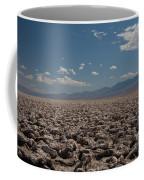 Devils Golf Course Coffee Mug