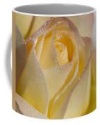 Dew Bejeweled Peace Rose Coffee Mug