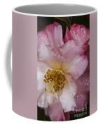 Dew Drops On Pink Coffee Mug