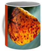 Dew To The Fall Coffee Mug
