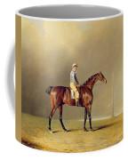 Diamond - With Dennis Fitzpatrick Up Coffee Mug