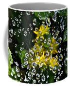Diamond Studded Web Coffee Mug