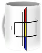 Diamond White Coffee Mug