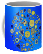 Diatom Arrangement Coffee Mug
