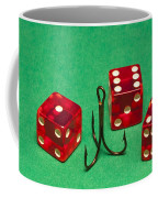 Dice Red Hook 1 A Coffee Mug