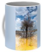 Die Standing Coffee Mug