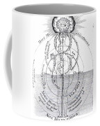 Dies Microcosmicus, Nox Microcosmica Coffee Mug by Science Source