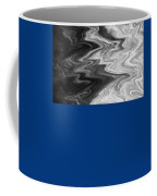 Digital Cloud Abstract Coffee Mug