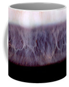 Digital Inversion Of Human Eye Coffee Mug