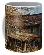 Dilapidated Farmhoue Coffee Mug