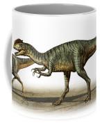 Dilophosaurus Wetherilli, A Prehistoric Coffee Mug