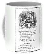Ding Dong Bell, 1833 Coffee Mug by Granger