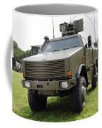 Dingo II Vehicle Of The Belgian Army Coffee Mug