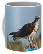 Dining Osprey Coffee Mug
