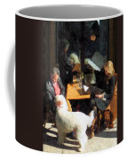 Dining Out With The Family Coffee Mug