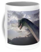 Dinosaur Sky Coffee Mug