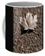 Dipped In Bronze Coffee Mug