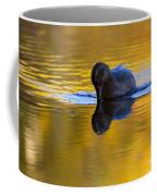 Dipping In Gold Coffee Mug