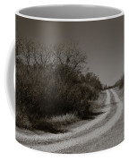 Dirt Road Coffee Mug